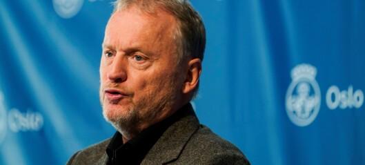 Raymond Johansen: Strengere innreiseregler kan gi raskere åpning av Oslo