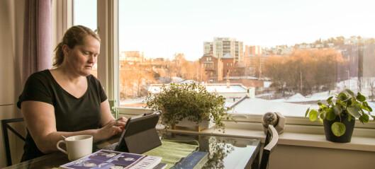 Julie fortviler over planer om gigantbygg i Kværnerdalen: — Vi mister sollys og utsikt i bytte mot masse innsyn