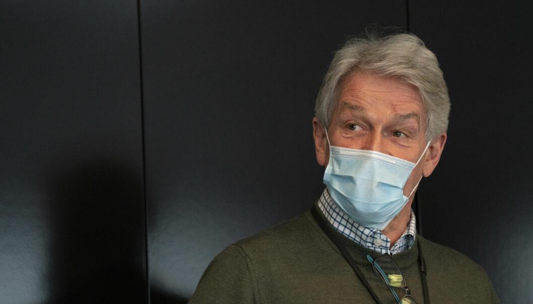 I begynnelsen av januar så sykehjemsetaten av koronasmitten spredte seg raskere. — Vi har derfor siden årsskiftet tatt høyde for at vi kan ha fått covid-19 mutasjonen inn på våre sykehjem, sier etatsdirektør Helge Jagmann.