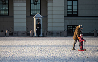 Vi ❤️ Oslo i den kalde, fine tida! Glem korona et øyeblikk. Se hvor fin byen vår er