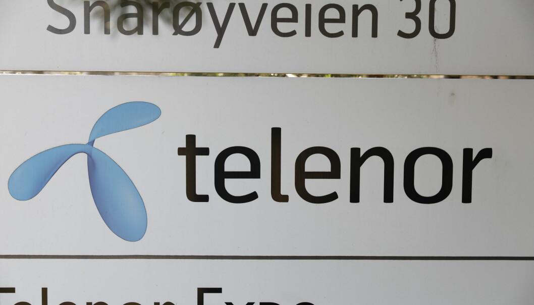 Under busstreiken i september i fjor skal ledelsen i Telenor ha klart å finne løsninger for et stort antall kundebehandlere på hjemmekontor.