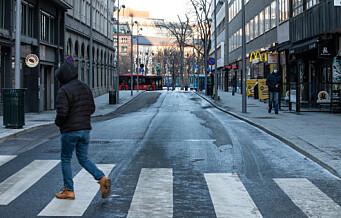 Byrådet om regjeringens forslag til portforbud: - Bakgårder og fellesarealer må unntas forbudet