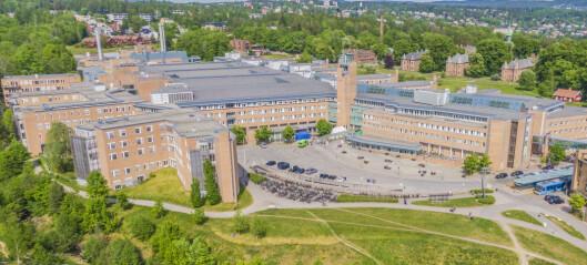 Kommunegeologen i Oslo anbefaler overvåking av grunnforholdene før bygging av nytt Rikshospital