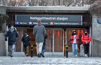 90 prosent av koronatilfellene i Oslo sist uke ble smittet innenfor kommunen, viser ny rapport