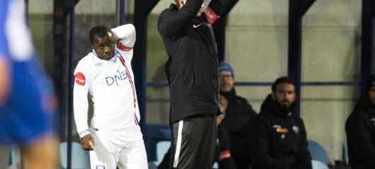 Vålerenga låner ut angrepsspiller til georgisk klubb
