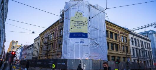34 personer bekreftet smittet og 146 satt i karantene etter koronautbrudd på byggeplass i sentrum