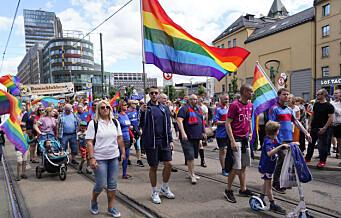 Oslo Pride gjennomføres – i den virkelige og den digitale verden