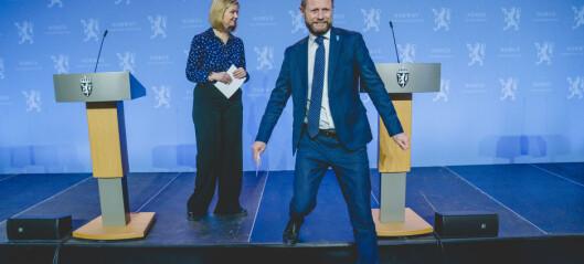 Oslos barn og unge vil oppleve lettelser i koronatiltakene. Hytterestriksjonene oppheves