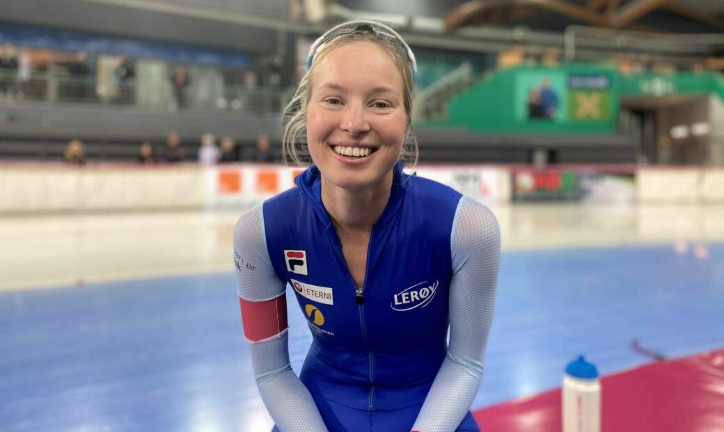 20 år gamle Ragne Wiklund fra Nordberg har blitt en av verdens beste skøyteløpere på langdistanser. Men hun måtte flytte fra Oslo til Stavanger for å få skikkelige treningsforhold.