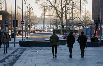 Nedstengingen av Oslo: Har nå tre ganger så mange arbeidsledige som på samme tid i fjor