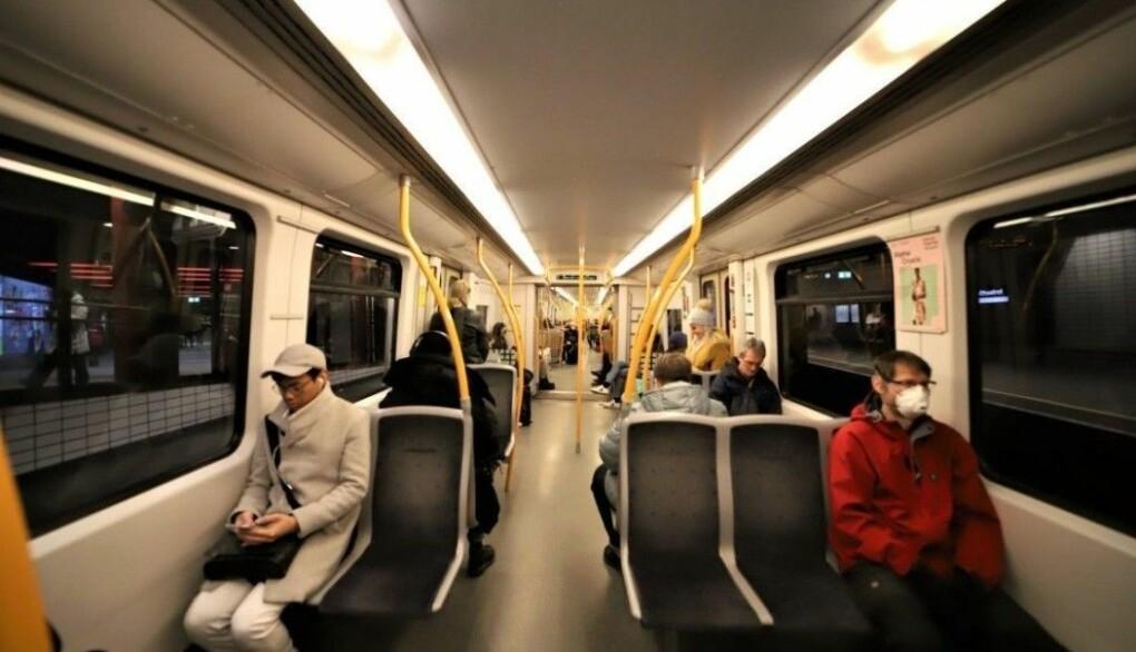 Færre reisende og endrede reisevaner har preget Oslos kollektivtrafikk under koronaepidemien.
