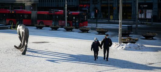 Helsedirektoratet og FHI anbefaler gradvis lemping av tiltakene i Oslo-regionen