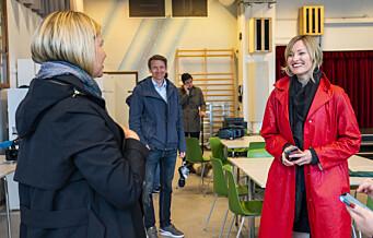 Inga Marte Thorkildsen (SV) i klinsj med Guri Melby (V): - Skolen trenger hjelp og ikke kjeft fra regjeringen