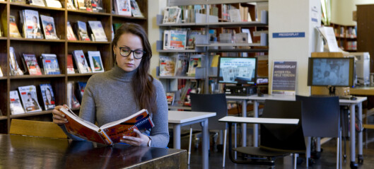 Derfor forblir studentenes lesesaler i Oslo-regionen stengt mens bibliotekene får åpne
