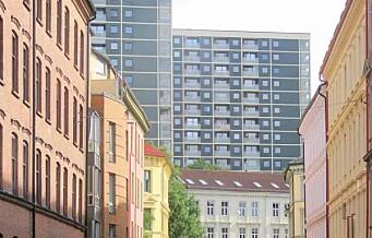 Obos-prisene opp 4,5 prosent i Oslo