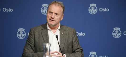 Gjenåpningsplan for Oslo kommer ikke med det første