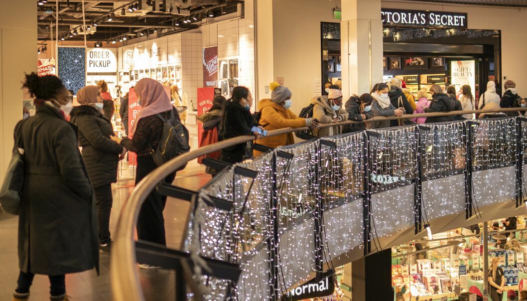Oslo City og alle andre kjøpesentre og varehus i hovedstaden må fortsatt holde stengt, har byrådet bestemt.