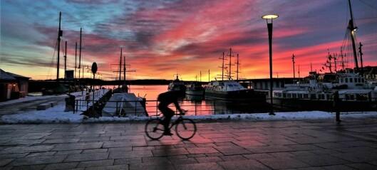 Oslofolk sykler mer under korona. Og vintersykling i byen øker mest