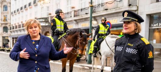 Oslo-politiet skeptisk til portforbud: - Kan undergrave befolkningens tillit til politiet
