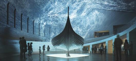 Vikingtidsmuseet på Bygdøy har fått nytt navn og logo
