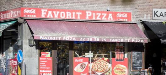 Tre menn tiltalt for angrep på pizzarestaurant på Carl Berners plass. Hærverk kan ha skyldtes konflikt