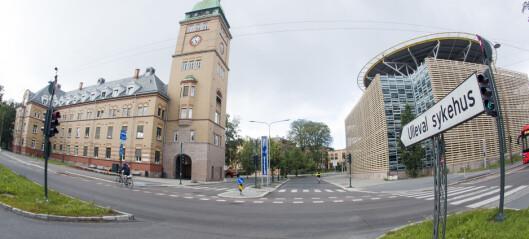 Ap i Oslo snur og vil likevel beholde Ullevål sykehus. Kun Høyre i bystyret ønsker å legge ned sykehuset