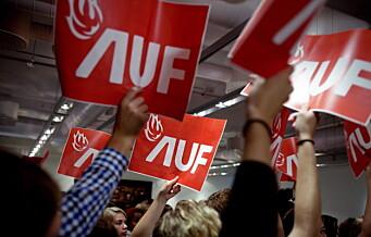 AUF fikk driftstilskudd for medlemmer som ikke utløser støtte. Tross tett kontakt med etaten som deler ut pengene