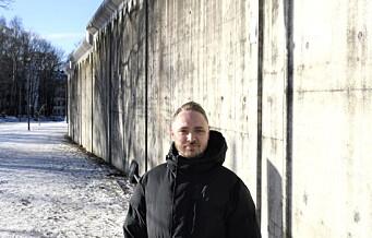 MDG-politiker raser mot at Oslo fengsel kan bli værende på Grønland. — Dette finner vi oss ikke i
