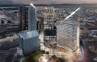 Nå starter kampen om høyhusene i Oslo. Vi bør bygge høyere, mener AP, SV og MDG