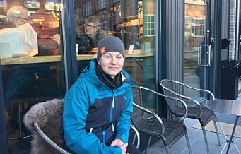 «Endelig! Venta i 13 år på dette!». Forrige uke åpnet Kaffebrenneriet på Carl Berner Torg