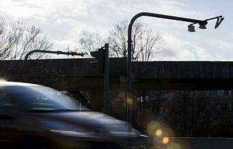 Kraftig trafikknedgang gjennom Oslos tre bomringer under koronatiltakene på nyåret