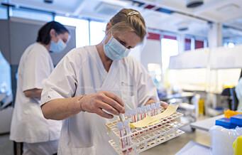 40 nye tilfeller av britisk mutantvirus oppdaget i Oslo. Samtidig er smitten den laveste siden oktober