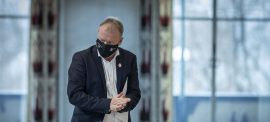 Frykter smitte-eksplosjon etter nye mutantfunn i Oslo: - Dette kommer til å vare lenge, sier Raymond Johansen