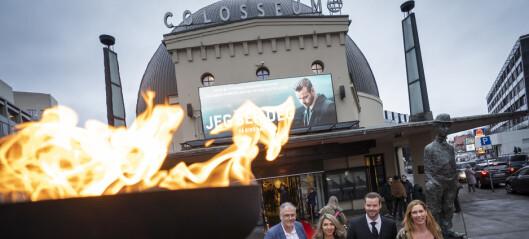 Kinoene i Oslo vil åpne dørene igjen