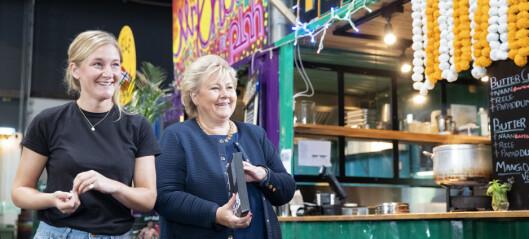 Kaja på Vippa gir småbedriftene gratis husleie under nedstenging