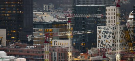 – Oslo er ingen verdensmetropol. Stopp planene om skyskrapere