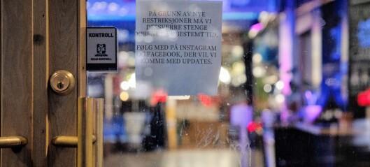 Tre måneder med stengte puber i hovedstaden. Hele fire av fem frykter konkurs