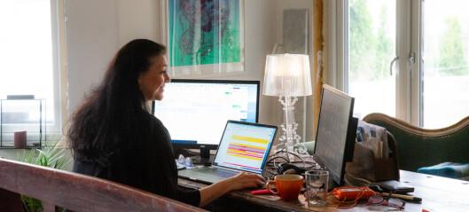 Ansatte i barnevernet i Oslo ble sendt på hjemmekontor uten bærbar PC
