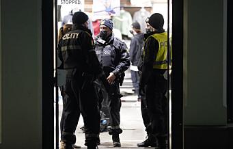 Person til sykehus – skadet med skarp gjenstand ved Karl Johan