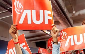 AUF i Oslo fikk 1,5 millioner for mye i støtte fra kommunen: - Betal tilbake pengene