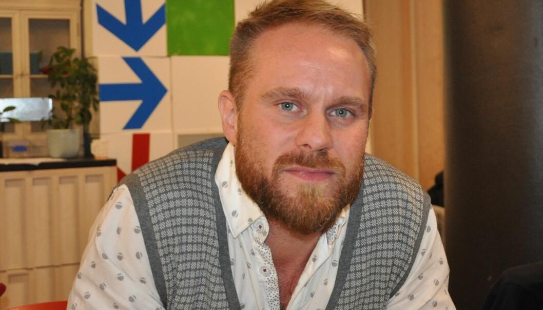 Stian Amadeus Antonsen (SV) sto bak det enstemmige vedtaket om å be byrådet stanse alle utkastelser fra kommunale boliger under korona.