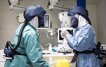 Nytt koronadødsfall ved OUS. Men antallet covid-pasienter har ikke vært lavere siden oktober