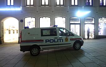 Politiet har løslatt tre menn som ble pågrepet etter vold på Karl Johans gate