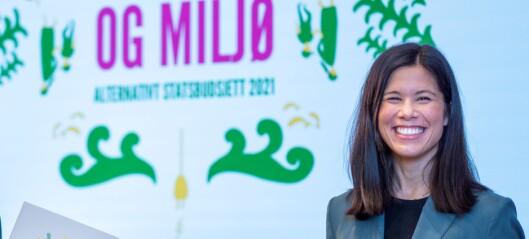 Allerede neste år kan Lan Marie Berg (MDG) ha fått på plass forbud mot bensin- og dieselbiler innenfor Ring 1