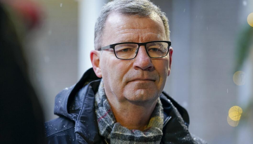 Helsebyråd i Oslo Robert Steen (Ap) ber Oslo-folk teste seg før de drar på vinterferie.