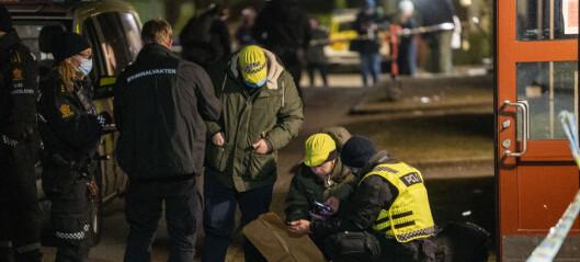 18-åring varetektsfengslet etter skyteepisode på Bjølsen
