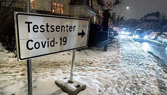 Nesten 3.000 testet seg i Oslo etter oppfordring om å teste seg før vinterferien