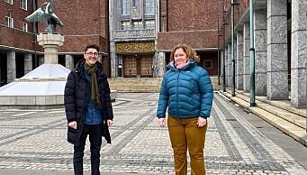 - La pensjonister og studenter avlaste Oslos koronaslitne lærere, foreslår Høyre