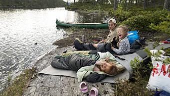 Barn vest i Oslo er mer aktive enn barn på østkanten