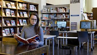 Lesesaler og campuser i Oslo kan åpnes torsdag. – Jeg er glad på vegne av studentene
